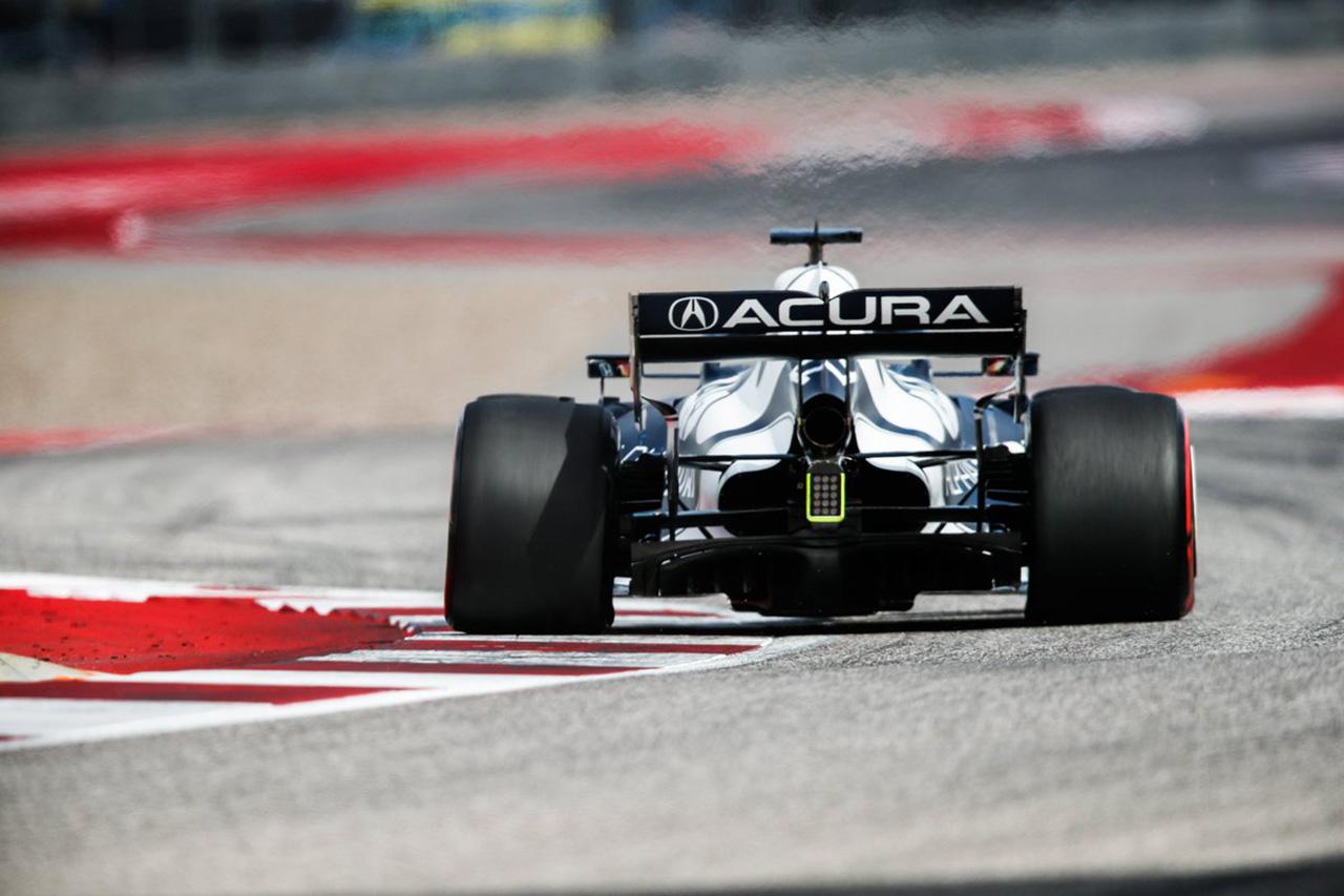 F1アメリカGP 予選Q2 結果:角田裕毅を含めホンダF1勢4台揃って突破