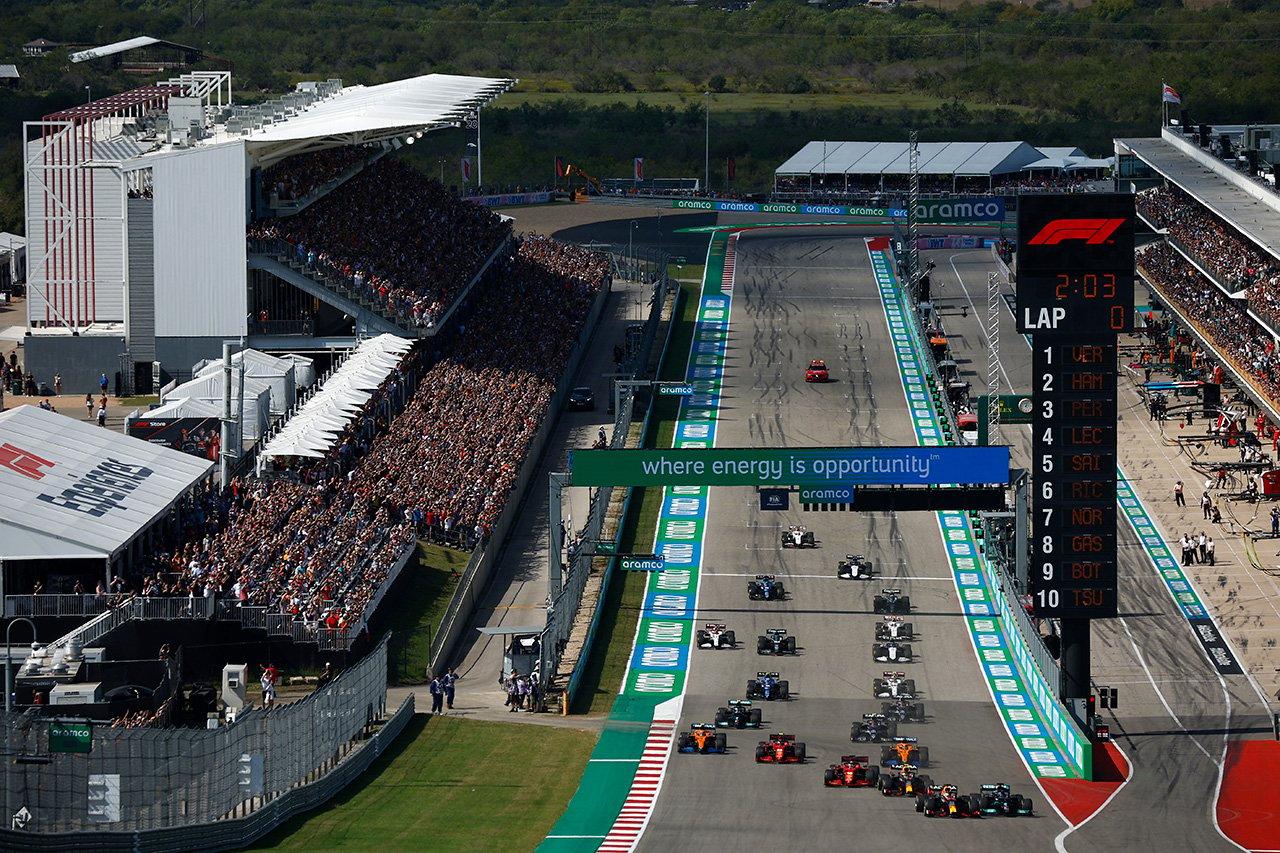 【動画】 2021年 F1アメリカGP 決勝 ハイライト